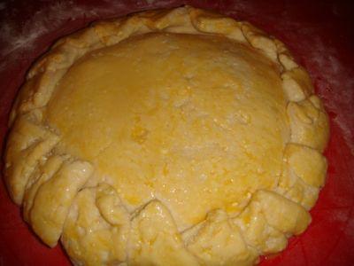 Грушевий пиріг