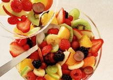 Новорічний фруктовий салат