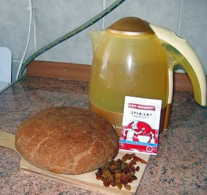 Рецепт квасу (домашнього)