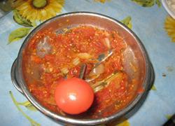 Запечені баклажани під томатним соусом - 4