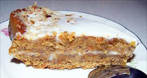 Горіхово-морквяний торт 2