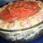 Рибний салат