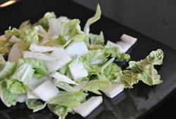 Салат з курячого філе з пекінською капустою - 3