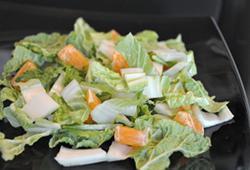 Салат з курячого філе з пекінською капустою - 4