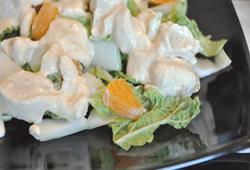 Салат з курячого філе з пекінською капустою - 5