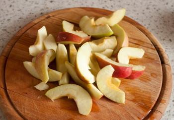 Качка з яблуками - 2
