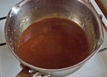 Карамельний соус - 2