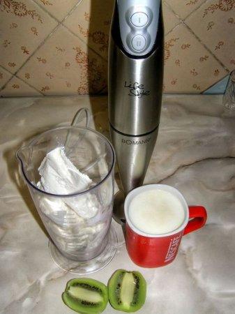 Молочний коктейль - 1