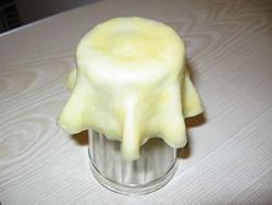 Салат з мідій в сирних тарталетках - 4