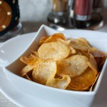 Домашні картопляні чіпси