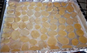 Картопляні чіпси домашні
