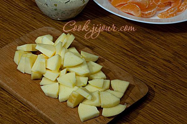Салат з креветок і мандаринів - фото 4