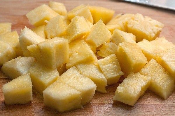 Курка з ананасами 4