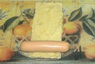 Сосиски в картоплі 4
