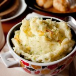 Картопляне пюре з цибулею