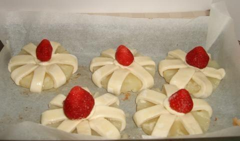 Печиво з ананасами 3