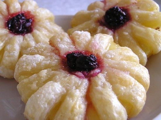 Печиво з ананасами 4