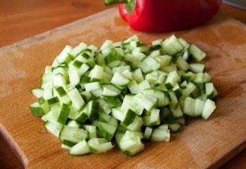 Шопський салат 2