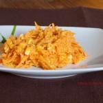 Салат з моркви із сиром