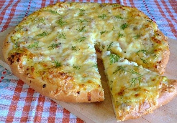 Сільська піца