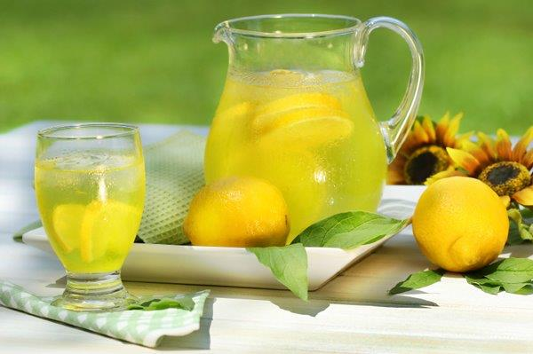 Апельсиново-лимонний лимонад