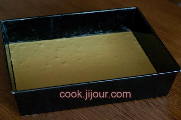 Бісквітно-желейний торт - фото 2
