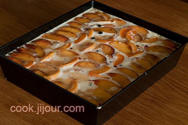 Бісквітно-желейний торт - фото 7