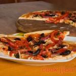 Італійська піца (тісто на манці) фото 14