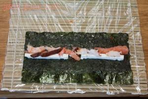 Рецепт суші вдома (фото 10)