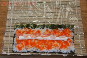 Рецепт суші вдома (фото 11)