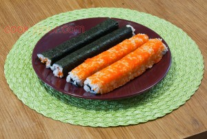 Рецепт суші вдома (фото 13)