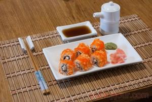 Рецепт суші вдома (фото 14)