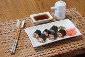 Рецепт суші вдома (фото 15)