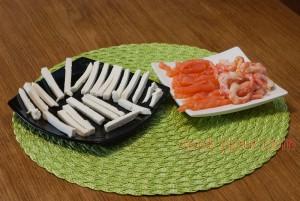 Рецепт суші вдома (фото 5)