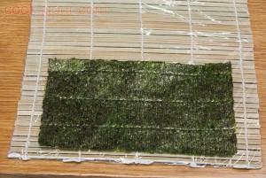 Рецепт суші вдома (фото 7)