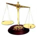 Старовинна таблиця міри та ваги