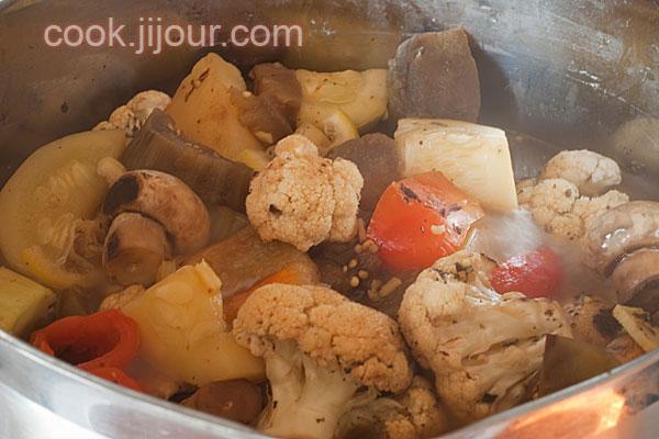 Овочі по-тайскі - фото 10
