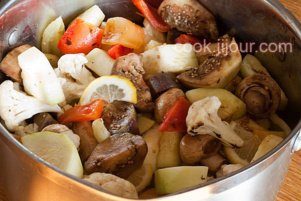 Овочі по-тайскі - фото 8