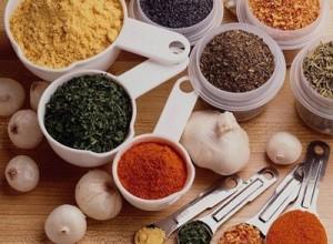 Спеції та прянощі для перших страв і супів
