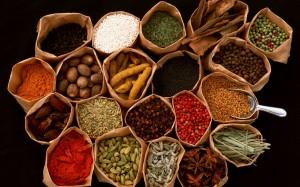 Спеції та прянощі для других страв і гарнірів