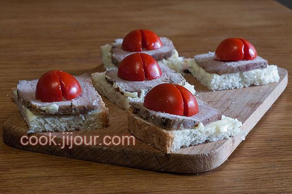 Бутерброди 'Сонечка' - фото 2