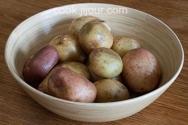 Картопля в духовці - фото 1