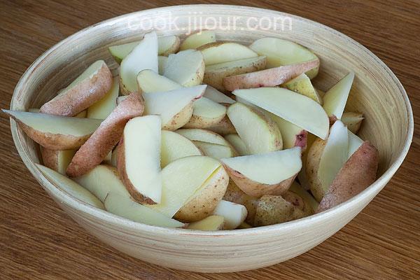 Картопля в духовці - фото 2