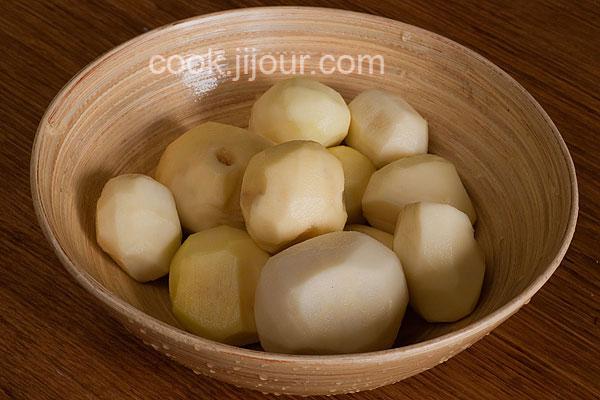 Картопля з сиром - фото 1
