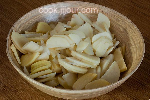 Картопля з сиром - фото 3