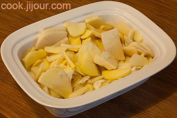 Картопля з сиром - фото 4