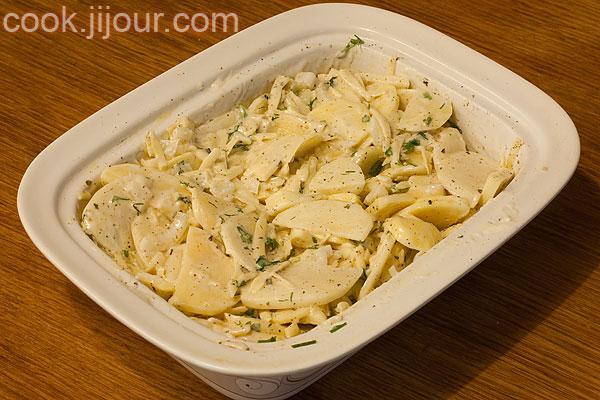 Картопля з сиром - фото 7
