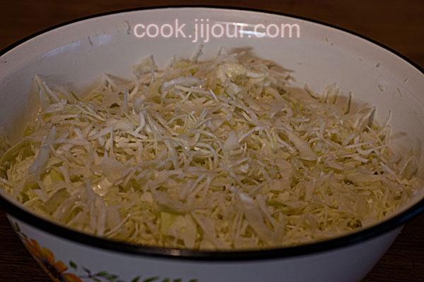Рецепт квашеної капусти - фото 1