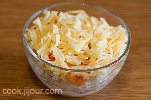 Салат з тунцем - фото 6