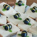 Бутерброди 'Бджілки'